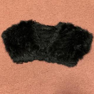 チュー(CHU XXX)のラビット毛皮 羽織り(毛皮/ファーコート)