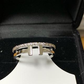 ティファニー(Tiffany & Co.)のティファニーTリング風(リング(指輪))