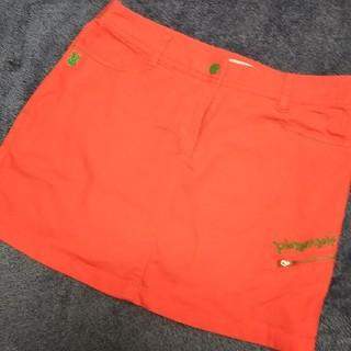 ゴルフ スカート