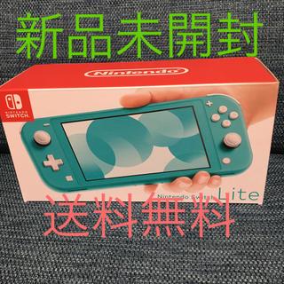 Nintendo Switch - ⭐︎新品未開封⭐︎Nintendo Switch  Lite ターコイズ