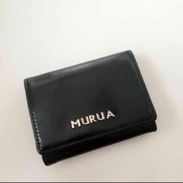 on sale c02aa 4776b MURUA財布   フリマアプリ ラクマ