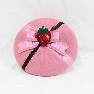 Shirley Temple - シャーリーテンプル ベレー帽 54cm