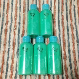 草花木果 - 草花木果 たけ 洗顔ミルク120ml×5本セット