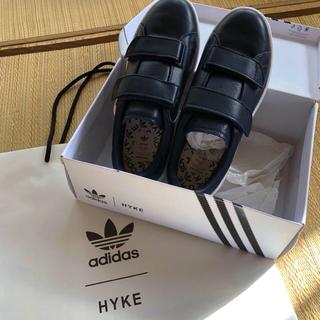 ハイク(HYKE)の【未使用】adidas Originals by HYKE ベルクロ スニーカー(スニーカー)