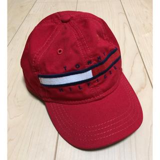 トミーヒルフィガー(TOMMY HILFIGER)の新品 トミーヒルフィガー ベビーキャップ 帽子(帽子)