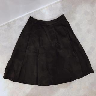 レプシィム(LEPSIM)のLEPSIM 台形スカート(ひざ丈スカート)