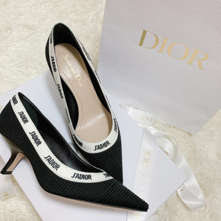 新品未使用 正規品 Dior パンプス