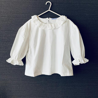 エディットフォールル(EDIT.FOR LULU)のWanderclad etc.. frill shirt(シャツ/ブラウス(長袖/七分))