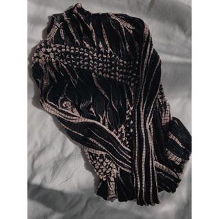 DEPT - vintage velours cut sew