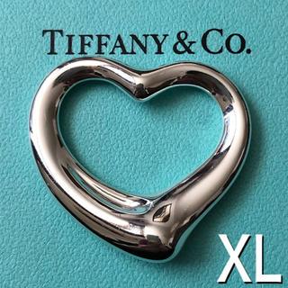 Tiffany & Co. - ティファニー オープンハート 特大 XL