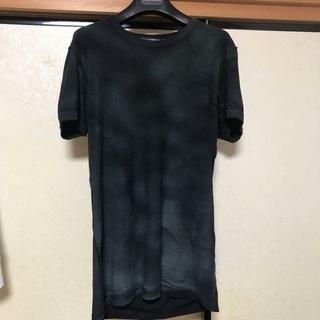 ドルチェアンドガッバーナ(DOLCE&GABBANA)のDOLCE&GABBANA Tシャツ グラデーショングリーン Mサイズ 46(Tシャツ/カットソー(半袖/袖なし))