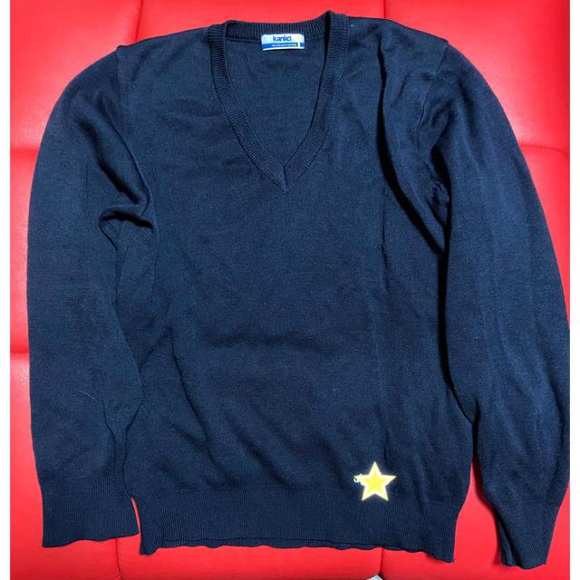 中学 セーター レディースのトップス(ニット/セーター)の商品写真