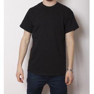 GILDAN 6.0オンス ウルトラコットン 無地Tシャツ  ブラック(Tシャツ/カットソー(半袖/袖なし))