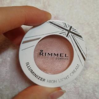 リンメル(RIMMEL)のリンメル イルミナイザー002(フェイスカラー)