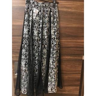 FRAY I.D - フレイアイディー エンブロイダリーレーススカート 刺繍スカート