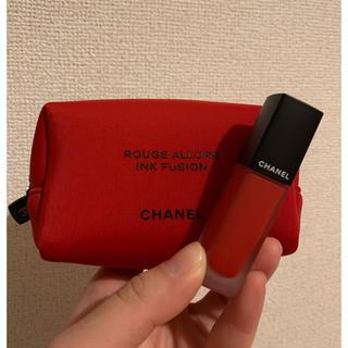 CHANEL - CHANEL 818 ポーチ