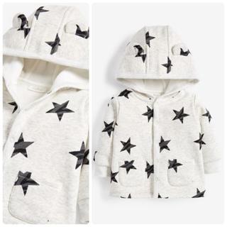 NEXT - 新品❣️ネクスト 薄手ジャケット 星柄