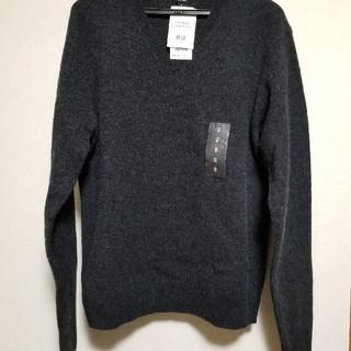 UNIQLO - プレミアムラムVネックセーター