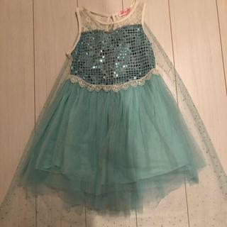 アナトユキノジョオウ(アナと雪の女王)のエルサ kids衣装(ドレス/フォーマル)