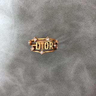 Dior - リング ラスト1点