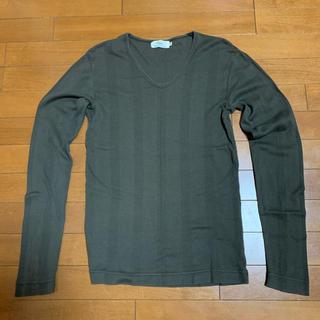 エディフィス(EDIFICE)のロンティー(Tシャツ/カットソー(七分/長袖))