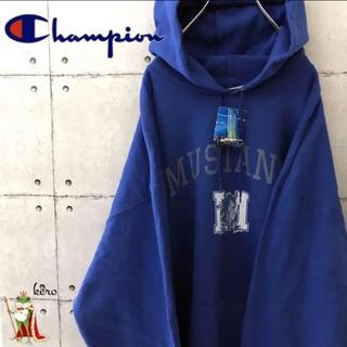Champion - 【未使用品】チャンピオン ビッグサイズ スウェット パーカー