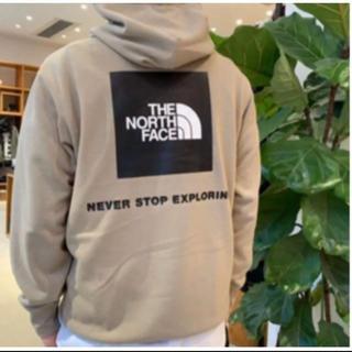 THE NORTH FACE - ノースフェイス バックスクエアロゴ NT12034 L WB パーカー