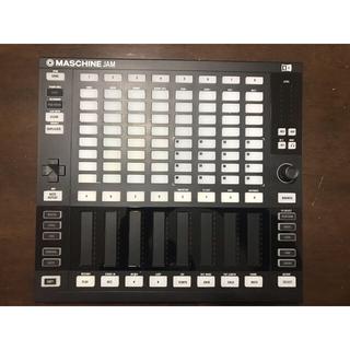 maschine jam     native instruments(MIDIコントローラー)
