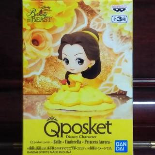 ビジョトヤジュウ(美女と野獣)のQ posket petit Disney ベル 1種(SF/ファンタジー/ホラー)