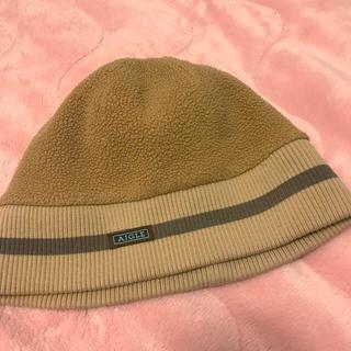 エーグル(AIGLE)のエーグル フリース帽子(ニット帽/ビーニー)