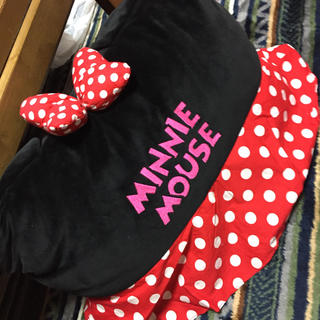 ディズニー(Disney)の値下げ!!ミニーちゃん 枕(枕)