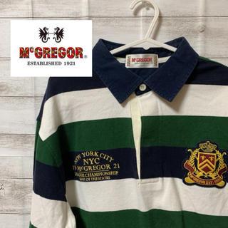 マックレガー(McGREGOR)のMcGREGOR ラガーシャツ ポロシャツ(ポロシャツ)