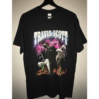 新品未使用 TRAVIS SCOTTO Tシャツ airjordan(Tシャツ/カットソー(半袖/袖なし))