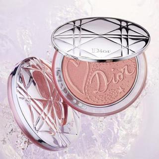 クリスチャンディオール(Christian Dior)のDior ミネラルヌードルミナイザーパウダー 09 限定品 限定色(フェイスカラー)