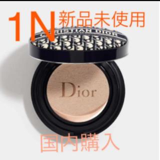 クリスチャンディオール(Christian Dior)の1N ディオール クッションファンデーション  ディオールマニア 限定 Dior(ファンデーション)