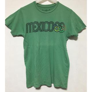 1968 MEXICO オリンピック ロゴTシャツ(Tシャツ/カットソー(半袖/袖なし))