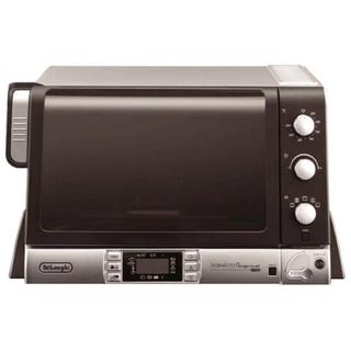 デロンギ(DeLonghi)の新品  デロンギ オーブン シルバー/ブラック EOB2071J(調理機器)