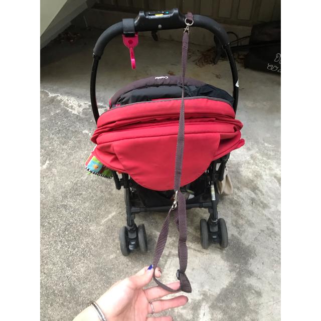 ベビーカー ステップボード キッズ/ベビー/マタニティの外出/移動用品(簡易バギー)の商品写真