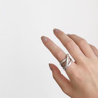 ディーゼル(DIESEL)の高品質シルバーリングS925(リング(指輪))