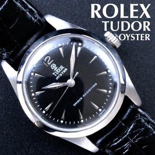 Tudor - 即購入OK/超絶美品/チューダー/TUDOR/1960s/ロレックス/小バラ