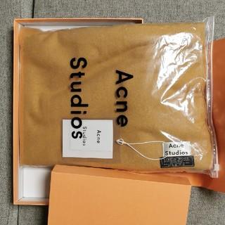 ACNE - 新品Acne Studios 大判ストール キャラメルブラウン