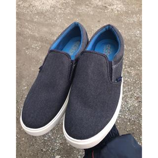 クロックス(crocs)のメンズ 靴 クロックス 27センチ 未使用 箱なし(スニーカー)