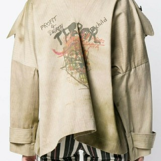 ヴィヴィアンウエストウッド(Vivienne Westwood)のヴィヴィアン アウター ミリタリー(ミリタリージャケット)