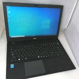 エイサー(Acer)のAcerノートパソコンCore i3 SSD360GBメモリー8GB(ノートPC)