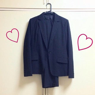 ジーユー(GU)のスーツ上下セット 未使用(スーツ)