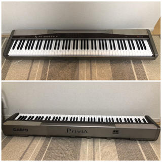 電子ピアノ キーボード CASIO Privia PX-500L