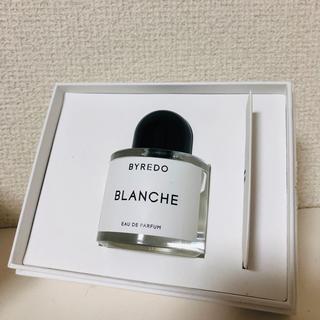 エストネーション(ESTNATION)のBYREDO BLANCHE 香水 (ユニセックス)