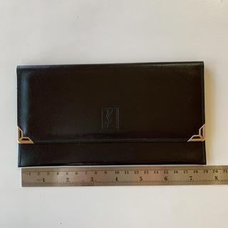 イヴサンローランボーテ(Yves Saint Laurent Beaute)のイヴサンローラン 札入れ 財布 通帳入(長財布)