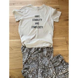 ミラオーウェン(Mila Owen)のmila owen T-shirt(Tシャツ(半袖/袖なし))