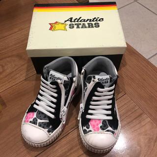 アディダス(adidas)のアトランティックスターズ キッズ靴(スニーカー)